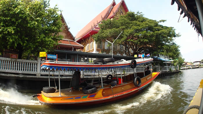 The Bangkok Gang's Klong Tour