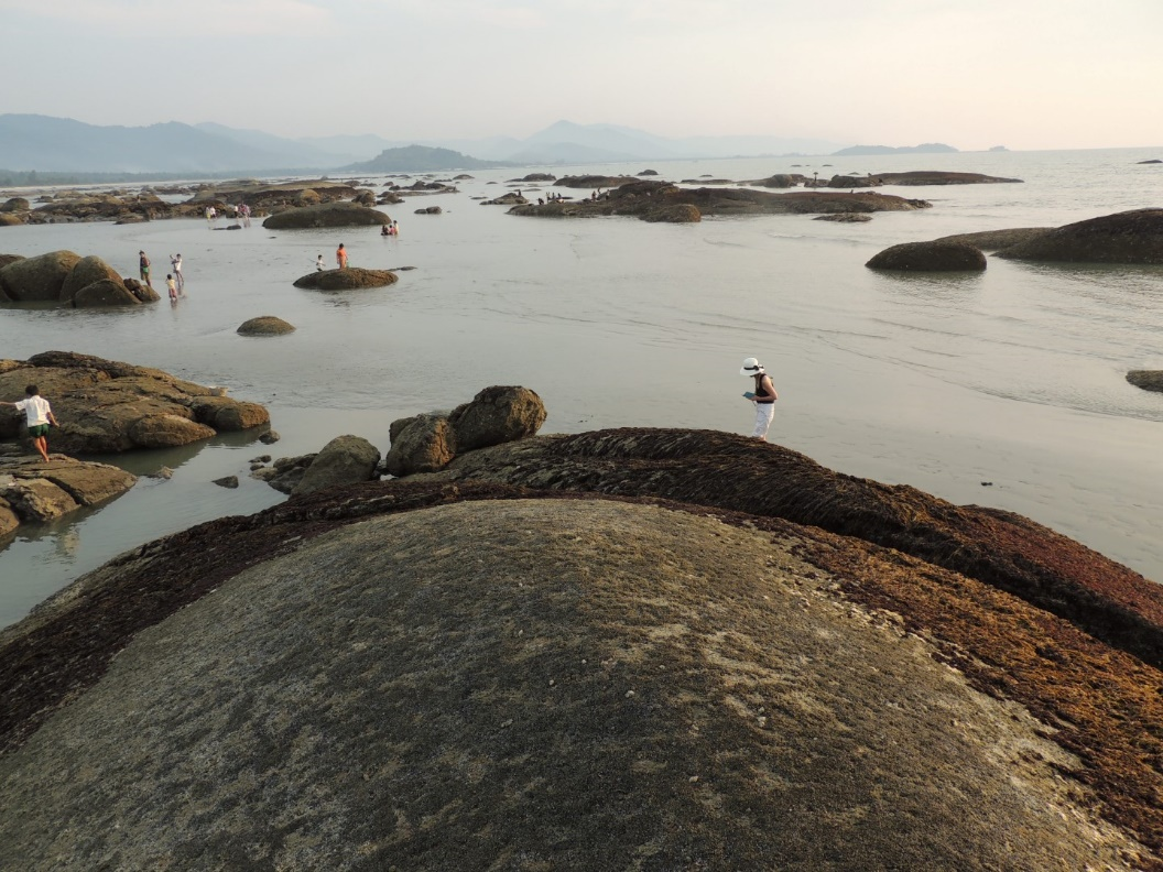 Beachcombing Burma's Beautiful Beaches Part One