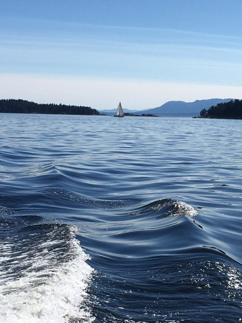 Cruising the West Coast's Fabulous Gulf Islands